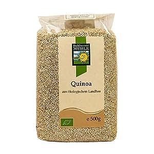 Bohlsener Mühle Quinoa, 5er Pack (5 x 500 g Packung) - Bio
