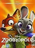 Locandina Zootropolis