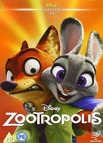Zootropolis [Edizione: Regno Unito]