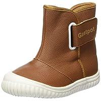 Gaatpot Baby Fur Lining Winter Boots Toddler Waterproof Warm Snow Boots Brown 7 Child UK=25 EU