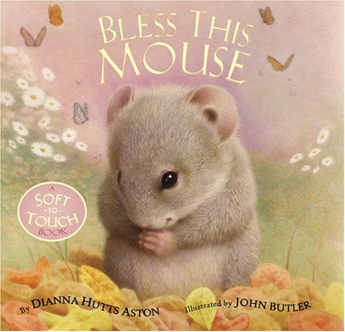 Bless This Mouse A Soft To Touch Bookhandprint Books