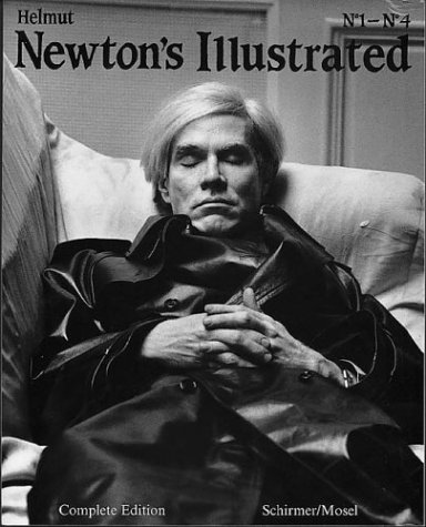 Helmut Newton\'s Illustrated: No. 1 - No. 4