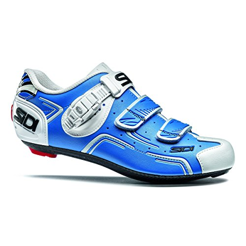 Chaussures route LEVEL Cyclisme Sidi bleu