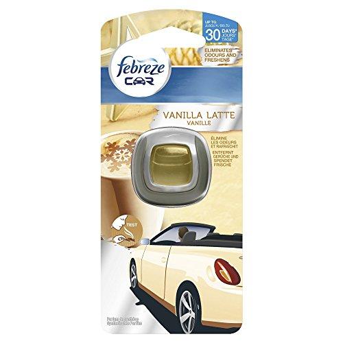 Preisvergleich Produktbild Febreze Car Vanille 2 ml, 2er Pack (2 x 2 ml)