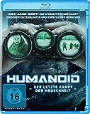 Humanoid - Der letzte Kampf der Menschheit - Blu-ray