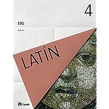 Latín 4 ESO (2016) - 9788421861110