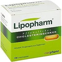 LIPOPHARM Pflanzlicher Chole 100 St Kapseln preisvergleich bei billige-tabletten.eu
