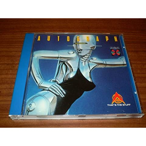 That's The Stuff CD 1985 US Import RARE Blue Cover Version PCD1-7009A