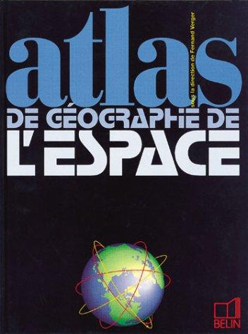 Atlas de géographie de l'espace