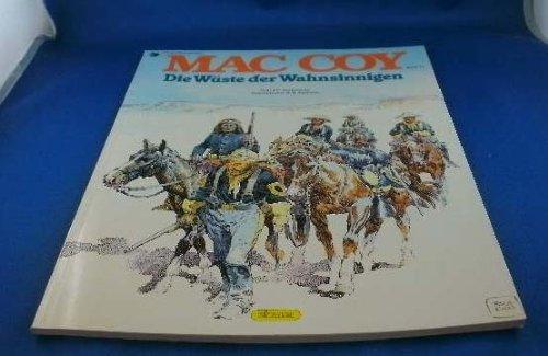 Mac Coy XIV. Die Wüste der Wahnsinnigen