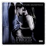 Fifty Shades Freed soundtrack [CD]
