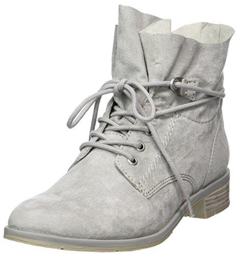 marco tozzi boots grau