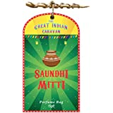 Song of India 15 g. Saundhi Mitti The Great Indian Caravan Potpourri Perfume Hanging Sachet