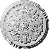 Ekena Millwork CM17WA 17 1/8-Inch OD x 1 1/2-Inch Washington Ceiling Medallion by Ekena Millwork