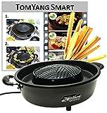 TomYang BBQ - elektrischer Thai Grill und Hot Pot