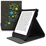 kwmobile Cover for Tolino Shine 3 - Felt e-Reader Case with