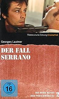 Der Fall Serrano, DVD