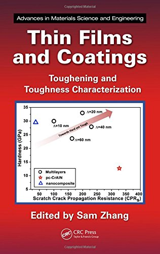 Thin Films and Coatings: Toughening and Toughness Characterization (Advances in Materials Science and Engineering)