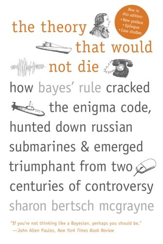 Preisvergleich Produktbild The Theory That Would Not Die: How Bayes' Rule Cracked the Enigma Code,  Hunted Down Russian Submarines,  and Emerged Triumphant from