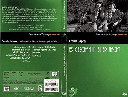 Bild von Es geschah in einer Nacht, 1 DVD, deutsche u. englische Version