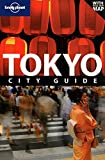 Front cover for the book Lonely Planet Tokyo by Andrew Bender