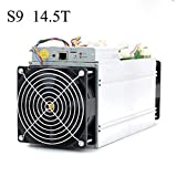 Antminer Bitmain S9 14.5TH/s ASIC BTC Miner Bitcoin Miner Include APW3++ PSU