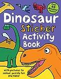 Dinosaur Sticker Activity Book (Preschool Sticker Activity Books)