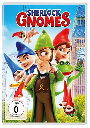 Sherlock Gnomes (Mary J Blige-videos)