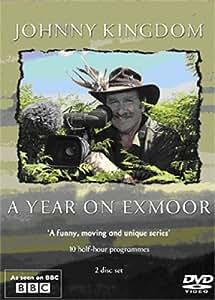 Johnny Kingdom: A Year On Exmoor [DVD]