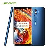 'bulary Leagoo m9Pro 4G Smartphone 5.7218: 9Plein écran Android 8.1mt6739V Quad Core 2GB + 16GB 3000mAh Viso Unlock CELLULARE