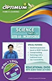 #7: Optimum Educational DVDs HD Quality For Std 10 CBSE Science-Part-1