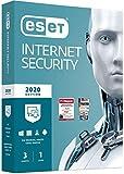 ESET Internet Security 2020 | Für 3 Geräte | 1 Jahr Virenschutz | Für Windows (10, 8, 7 und Vista) | Standardverpackung