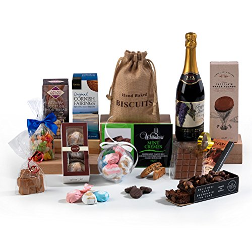 Hay Hampers Xmas Stocking Sweetie Hamper Box
