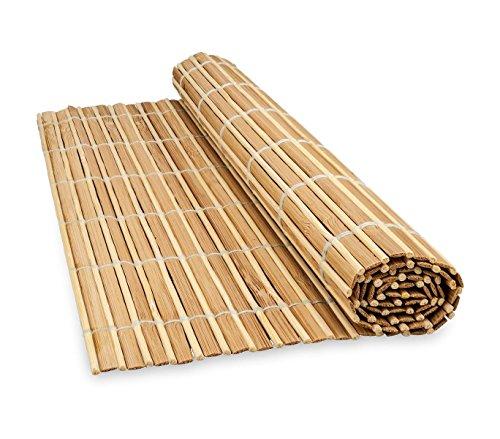 137697 Mantel bambú decorativo colores mesa 30x40