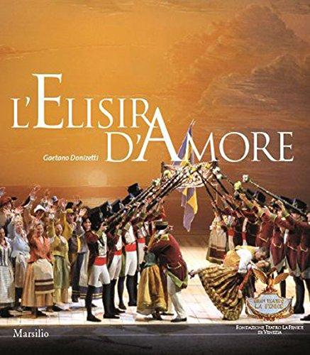 L'elisir d'amore. Melodramma giocoso in due atti. Ediz.francese