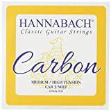 Hannabach Cordes Guitare classique CARBONE Medium/High tension Aigue Sol3 corde unique