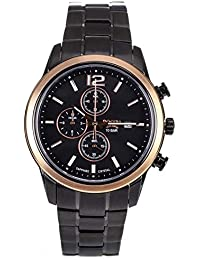 Boccia Herren-Armbanduhr Analog Quarz Titan 3759-04