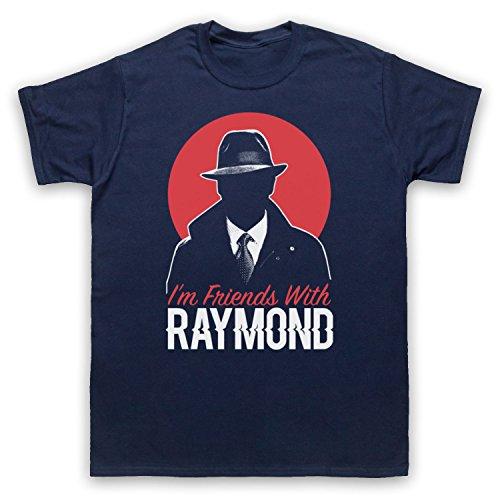 blacklist-im-friends-with-raymond-mens-t-shirt-navy-blue-3xl
