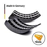 Froli Rundkeile XL 2er Set Reifenschützer, Reifenschoner für Wohnwagen, Wohnmobil oder Anhänger
