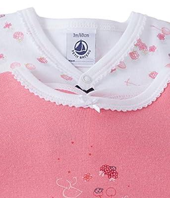 Petit Bateau 22170, Conjuntos de Pijama para Bebés, (Pack de 2)