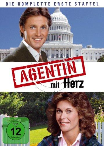 Bild von Agentin mit Herz - Die komplette erste Staffel [5 DVDs]