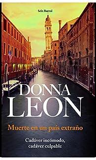 Muerte en un país extraño par Donna Leon