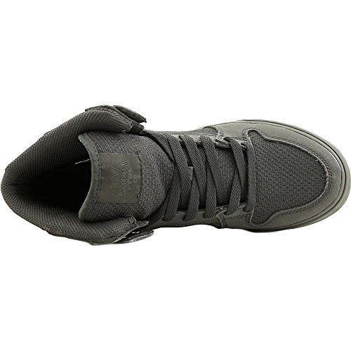 Supra Vaider S28058, Baskets mode homme Black-Black