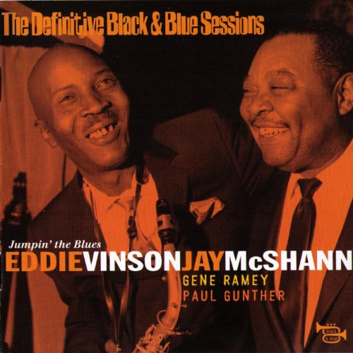 Jumpin' The Blues (The Definitive Black & Blue Sessions) [Paris, 1969]