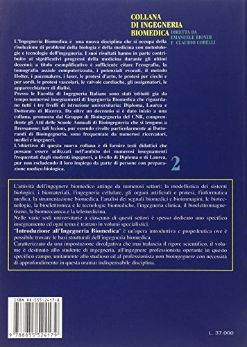 Zoom IMG-1 introduzione all ingegneria biomedica