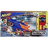 NERF Nitro Longshot Smash Die-Cast Toy