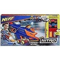 Nerf Nitro Longshot Smash – Jeu de Cascade Petites Voitures