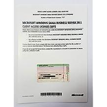 Microsoft Windows Small Business Server 2011 Standard 5 CAL Licence - SBS 2011 Standard - OEM