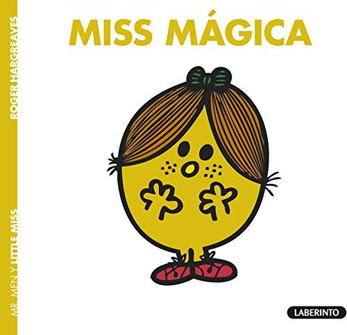 Miss Mágica (Mr. Men & Little Miss) por Roger Hargreaves
