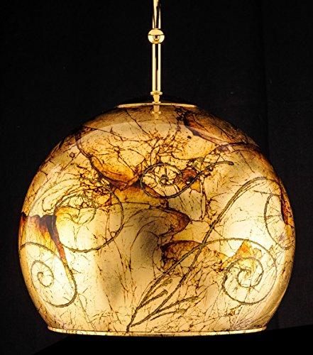 Pendelleuchte LUNA Medici von KOLARZ, 1-flammig, Gold, 0392.31XL.3.Me.Au - Pendelleuchte Medici